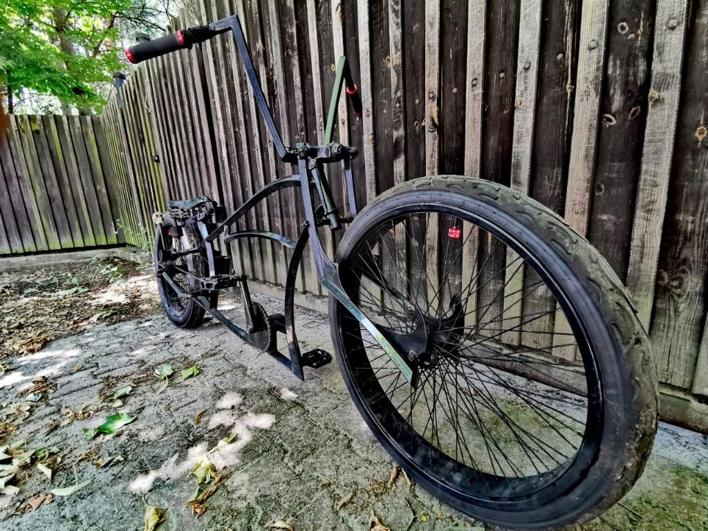 custom cruiser - Rafu bikes
