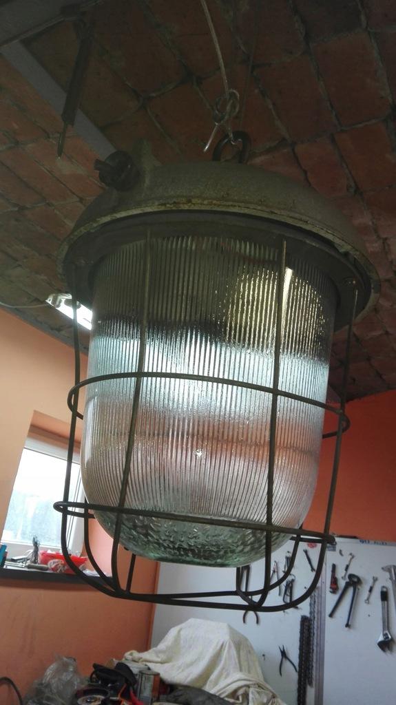 lampa przemysłowa loft p300