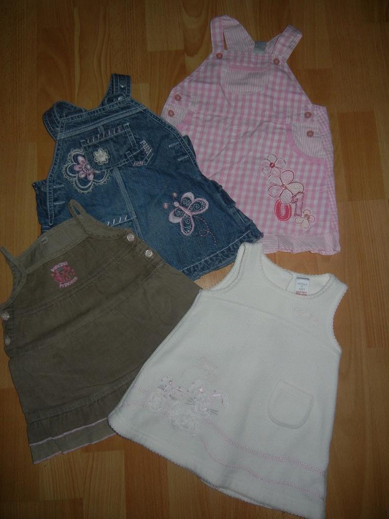 PAKA ubrań dla niemowlaka zestaw 56-68 okazja