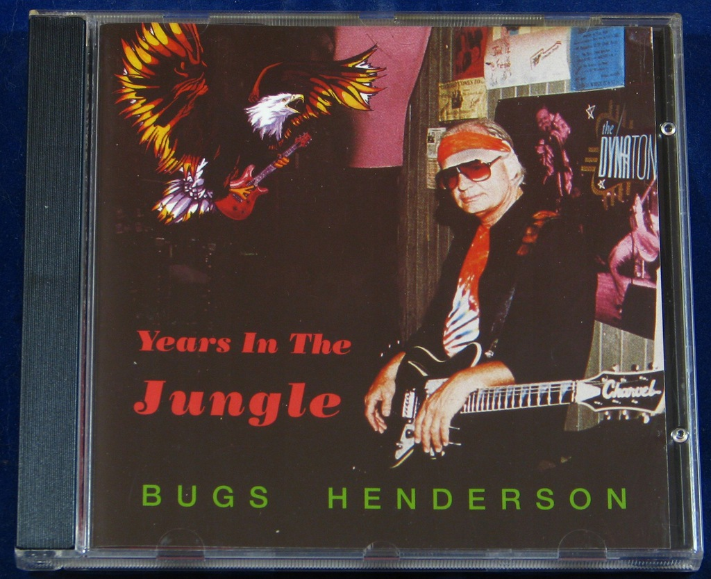 Bugs Henderson - Years In The Jungle