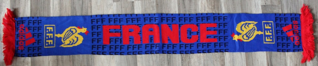 Szalik Adidas France Francja