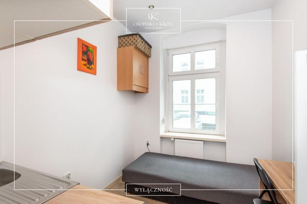 Mieszkanie, Poznań, Wilda, 13 m²