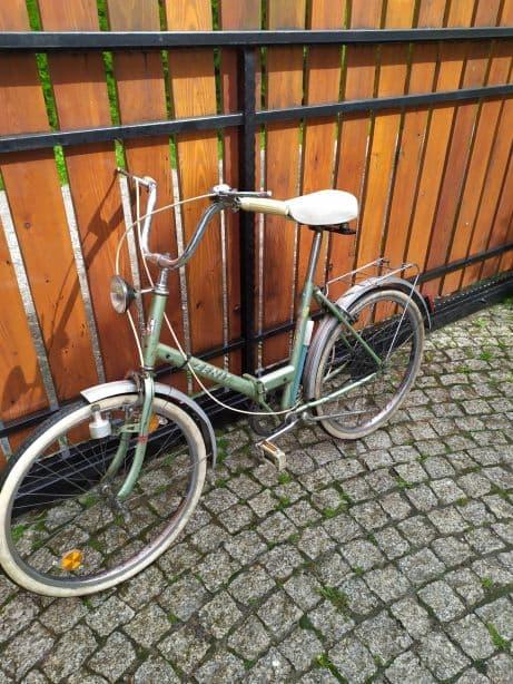 Rower Zenit PRL