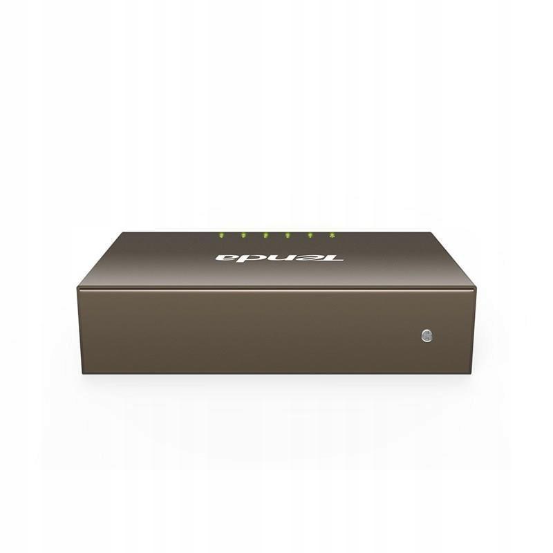 Switch Tenda TEG1005D (5x 10/100/1000Mbps)