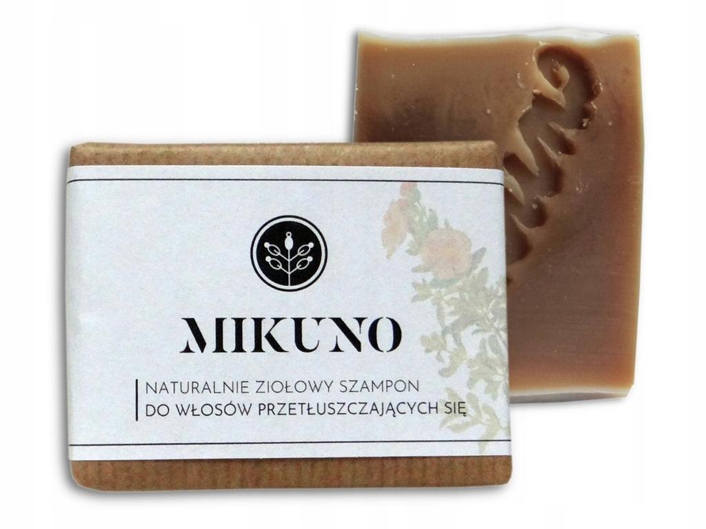 Mikuno Szampon do włosów przetłuszczających się