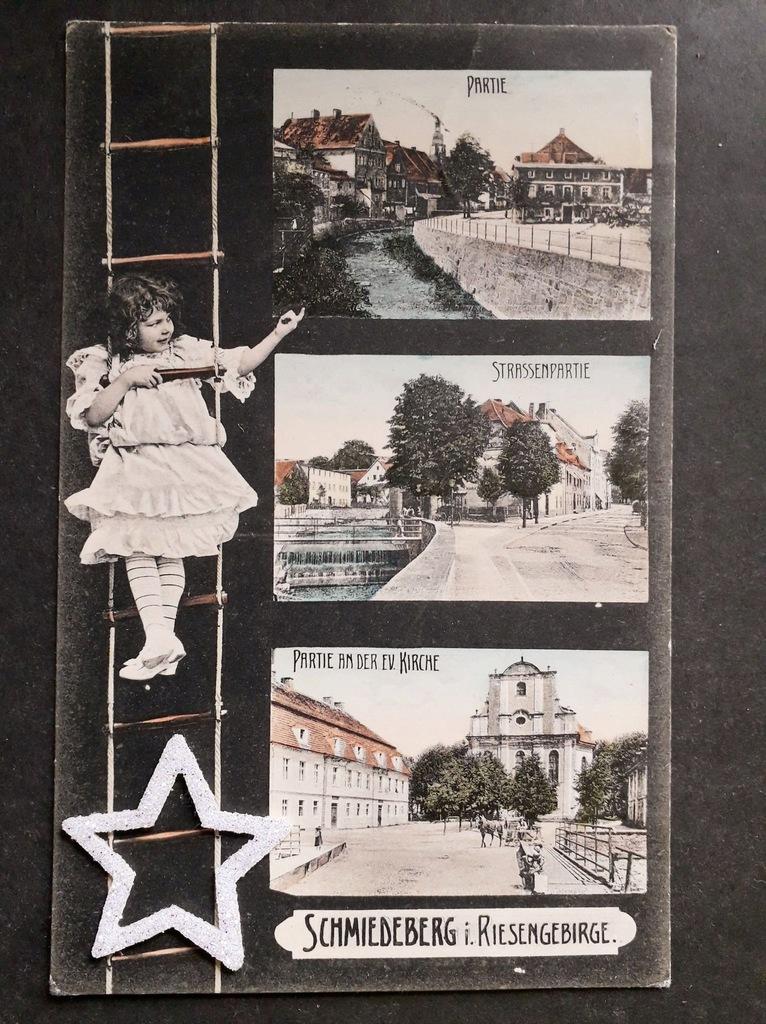 KOWARY Schmiedeberg 1912r