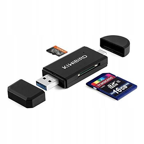 Uniwersalny czytnik kart SD MMC RS-MMC KiWiBiRD