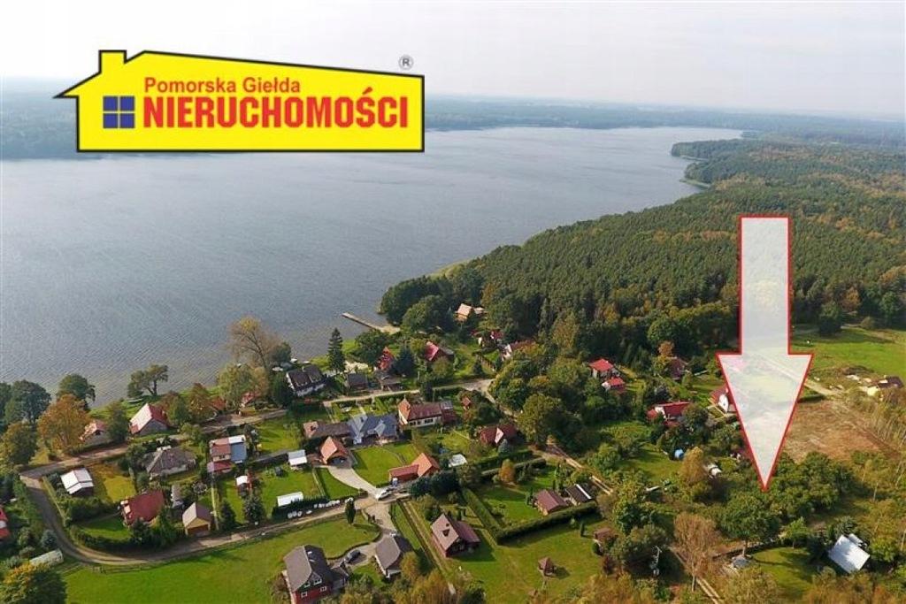 Działka, Dąbrowica, Borne Sulinowo (gm.), 480 m²