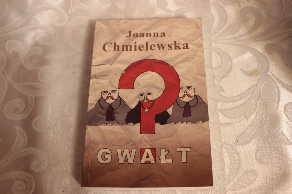 Gwałt Joanna Chmielewska