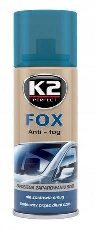 K2 FOX 200ML PRZECIW PAROWANIU SZYB