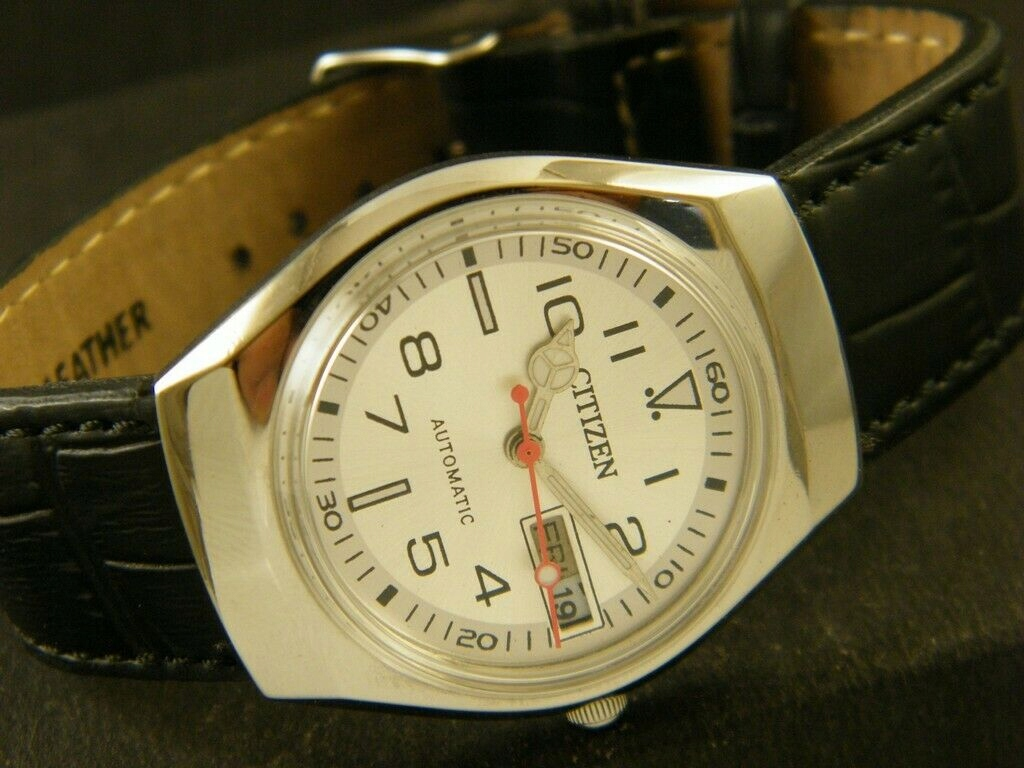 CITIZEN JAPAN AUTOMAT 21J ZEGAREK Unisex