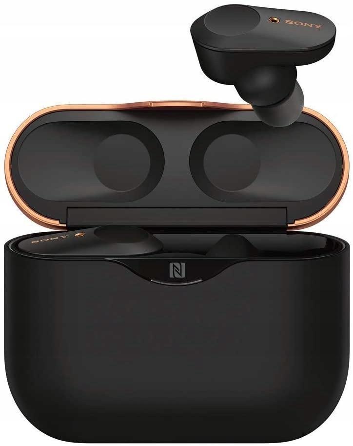 Sony Słuchawki Bezprzewodowe Dokanałowe WF-1000XM3