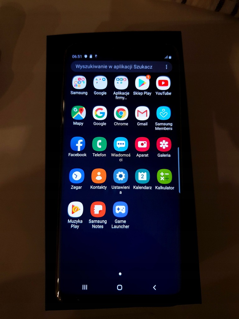 Samsung Galaxy S9+ KPLT z RTV EURO AGD Clear Cover