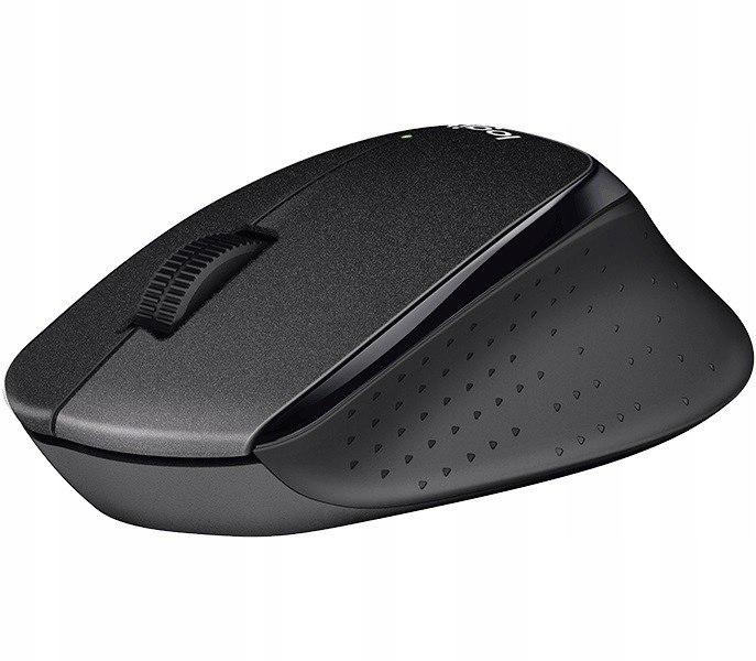 B330 Wireless Mouse Silent Plus Black 910-004913