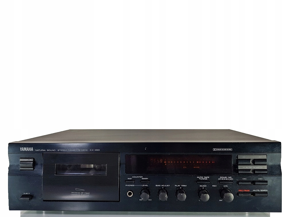 Magnetofon YAMAHA KX-393