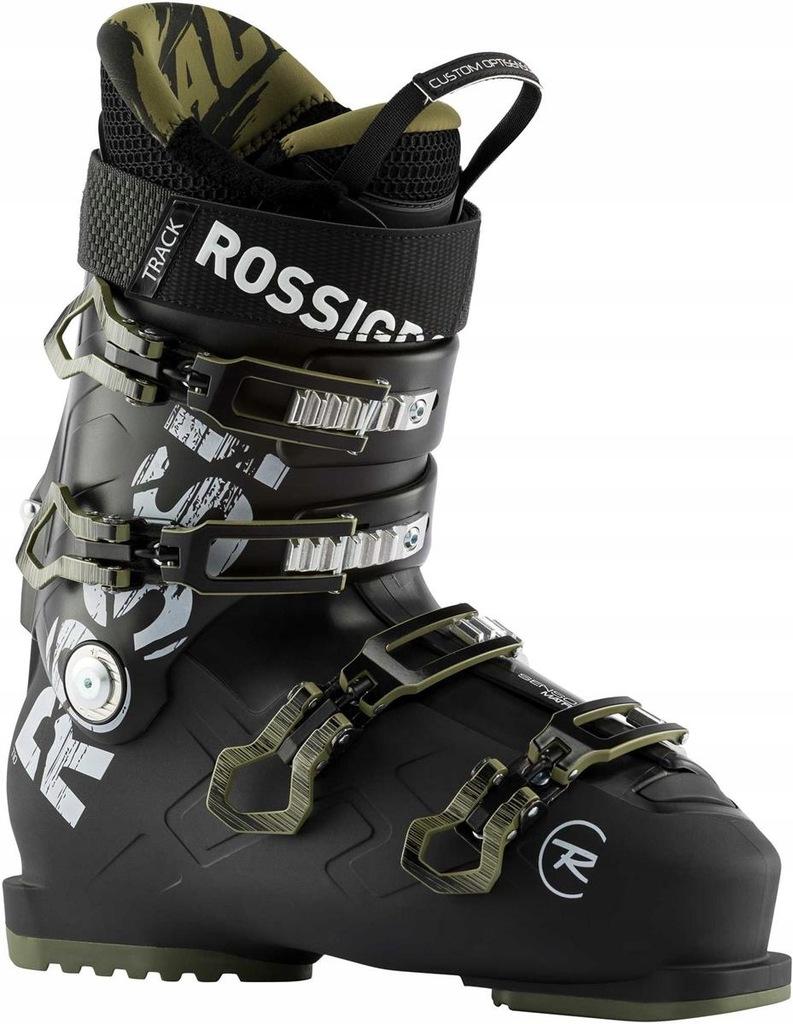 Buty narciarskie Rossignol Track 110 Czarny 31/31.