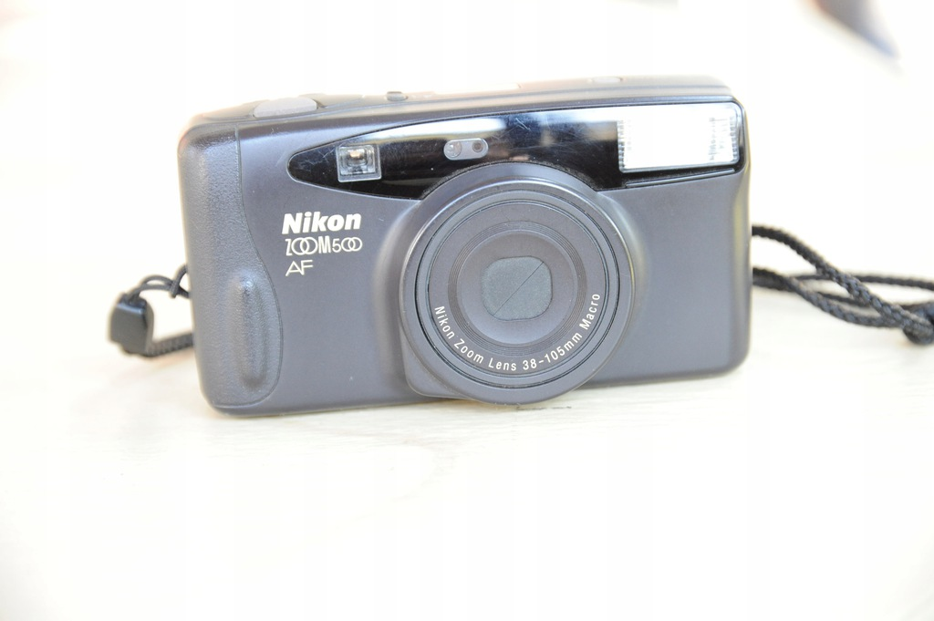 Nikon Zoom 500 AF 28-105mm-sprawny,idealny