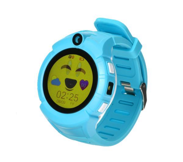 Smartwatch Zegarek dla dzieci Garett Kids5 Blue