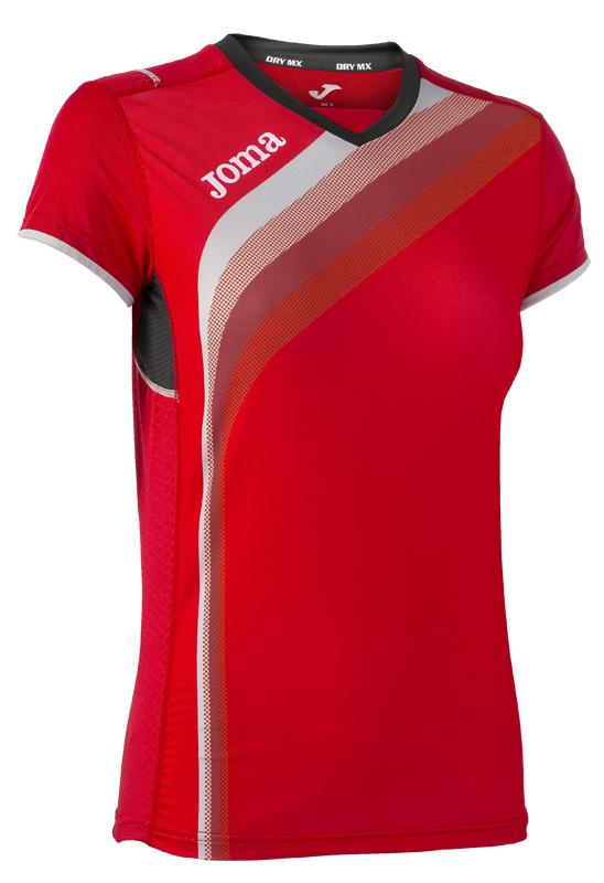T-shirt biegowy damski ELITE V - S