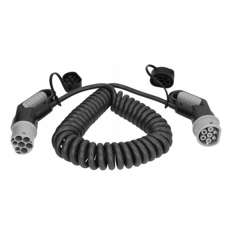 Kabel ładowania Phoenix Contact Typ2 4m 8kW