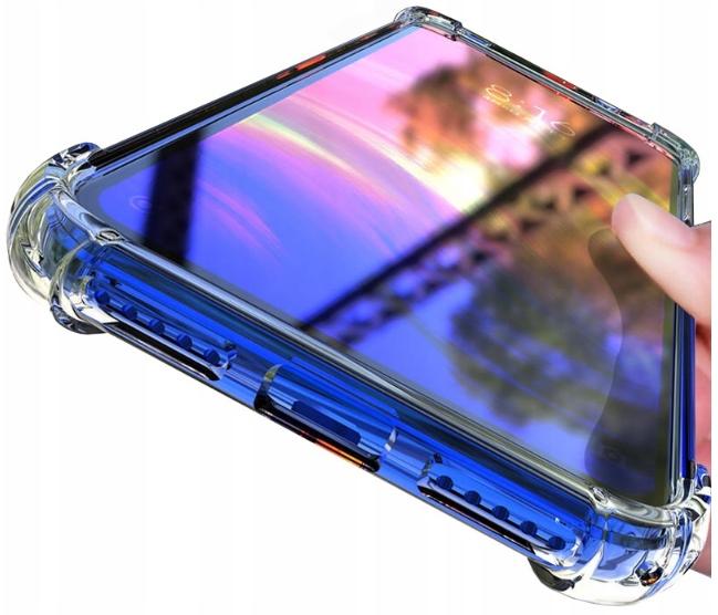 Etui ANTI-SHOCK Clear SAMSUNG GALAXY S10+ Plus