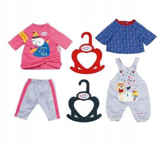 Baby Born Zestaw wygodne ubranko dla lalki 36 cm
