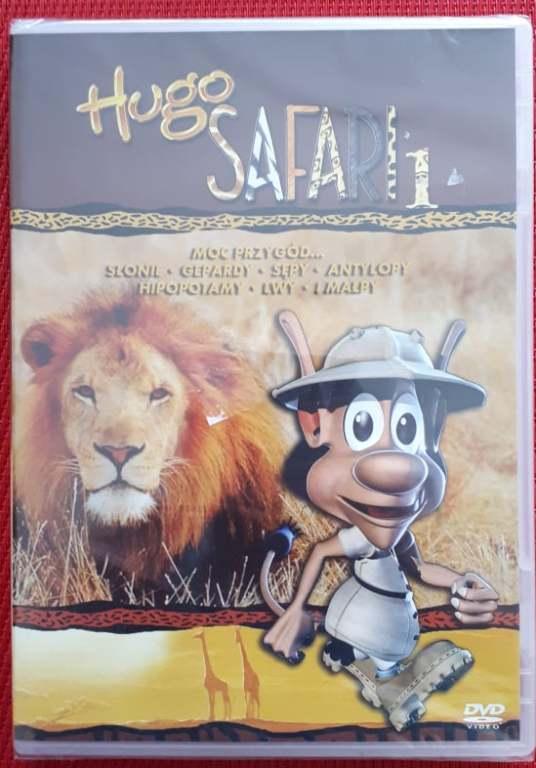HUGO SAFARI [DVD]