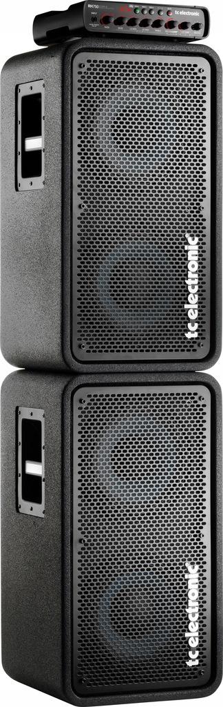 TC Electronic RS210 Kolumna basowa 400W 2x10 + twe