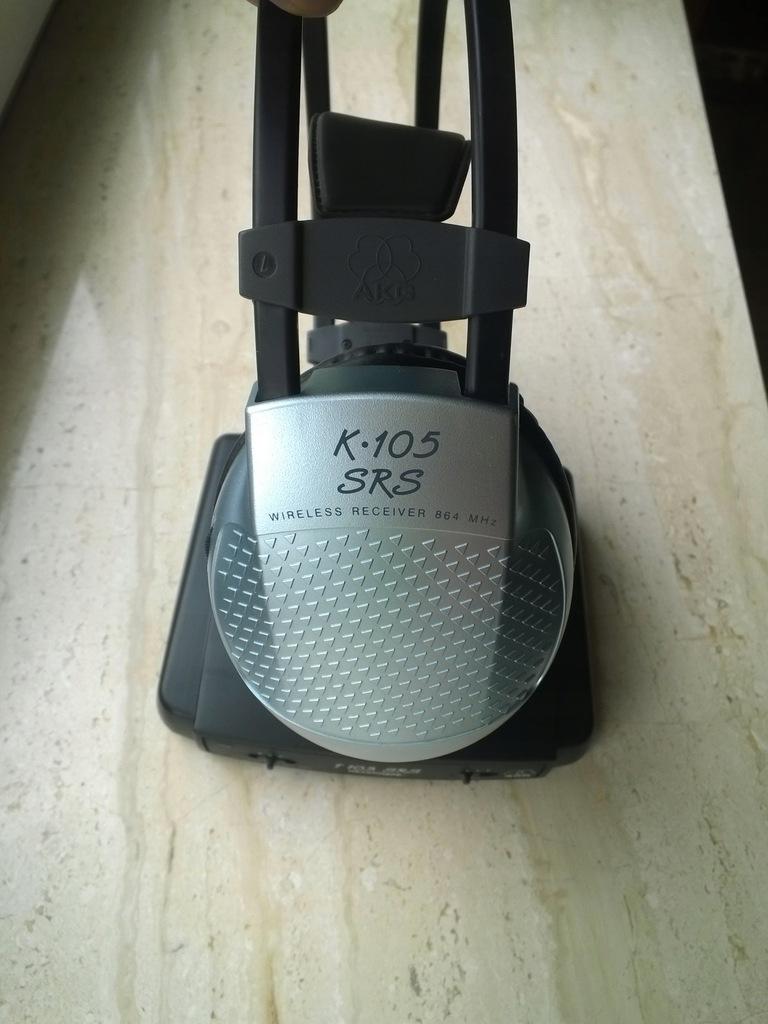 AKG K-105 K105 K 105 SRS