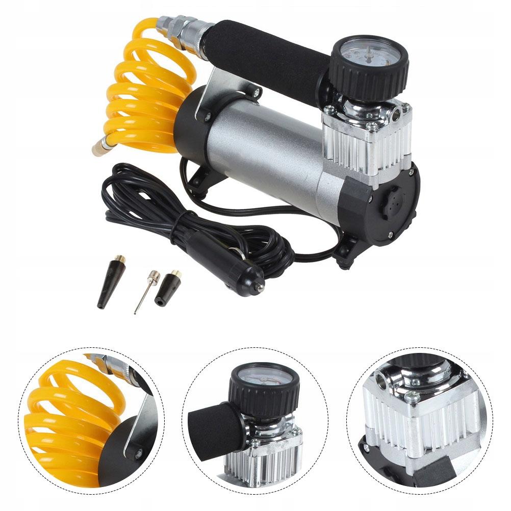 1PC Vehicle-mounted Air Pump High Pressure Tyre Pu