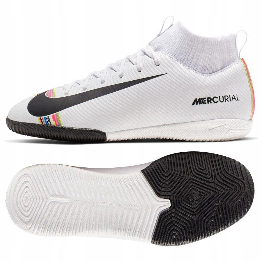 Buty Nike JR Mercurial Academy GS CR7 IC 38 biały