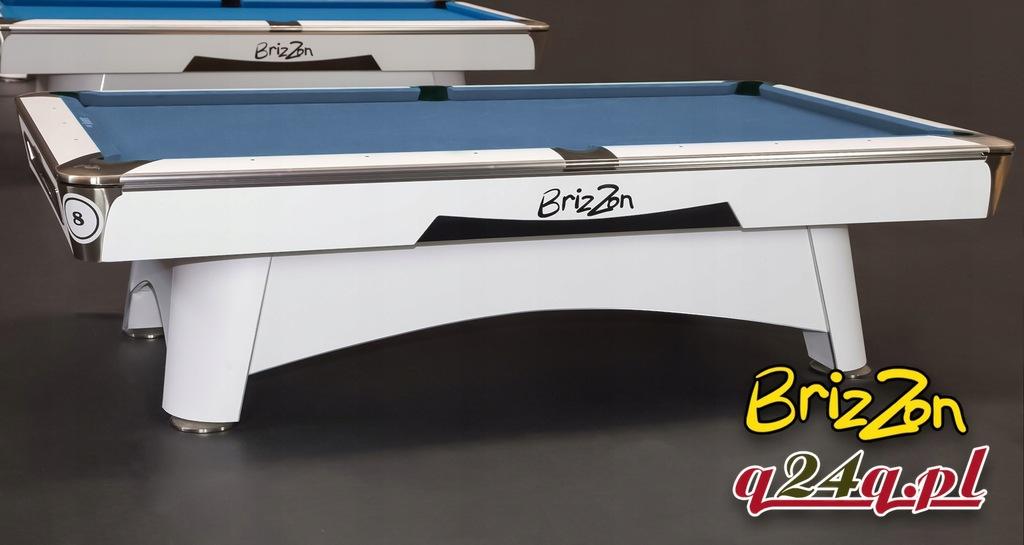 Stół bilardowy Brizzon Frozen II 9ft Grey +ZESTAW