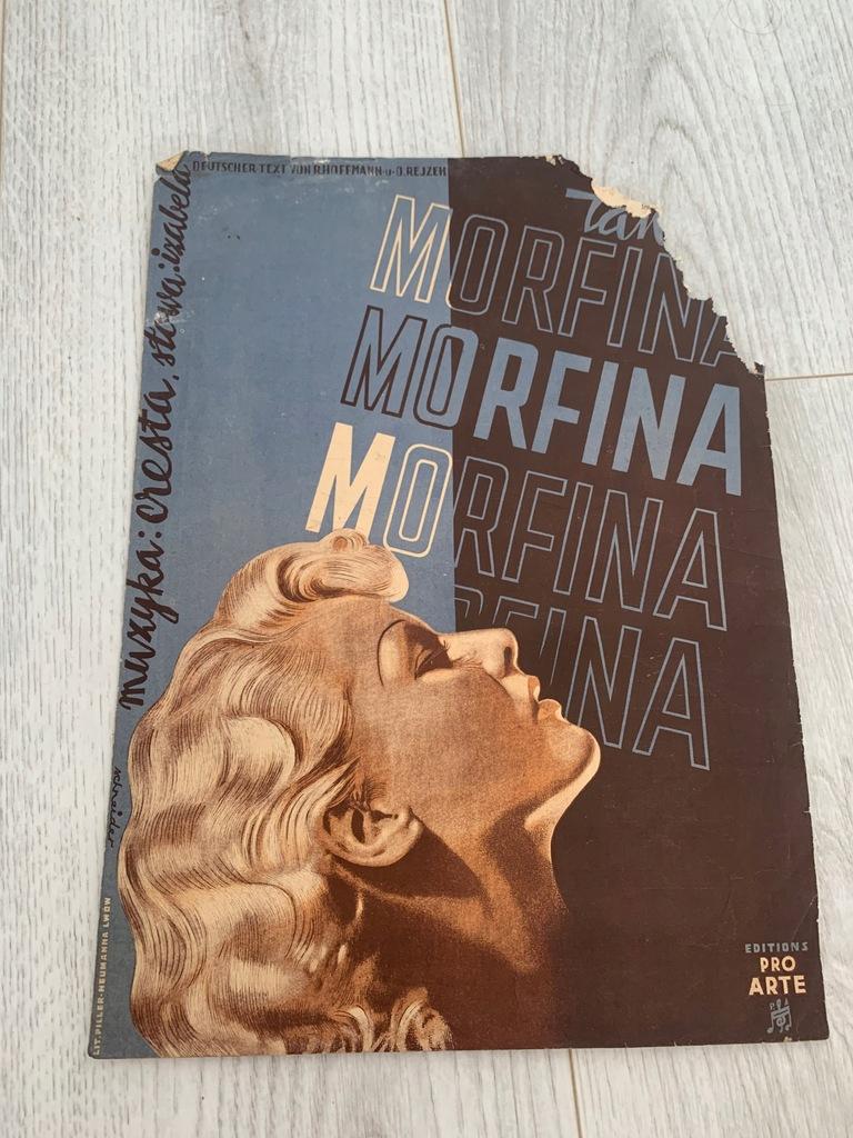 CHESTA MORFINA NUTY LWÓW