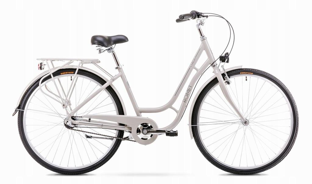 1928128 - 18 M Rower miejski ROMET LUIZA 3S
