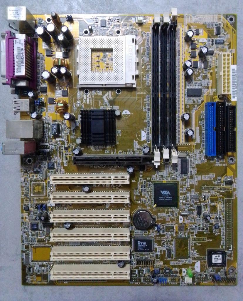 Płyta główna ASUS A7V8X-X rev. 1.01