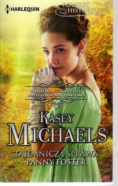Kasey Michaels - Tajemnicza sprawa Panny Foster