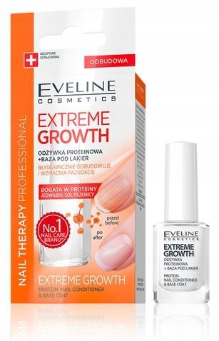 EVELINE EXTREME GROWTH ODŻYWKA PROTEINOWA 12ML