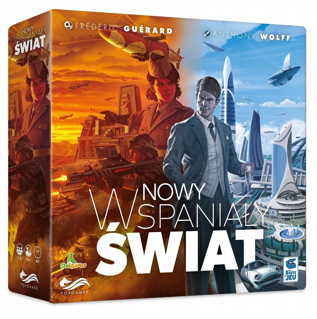 Gra Nowy wspaniały świat