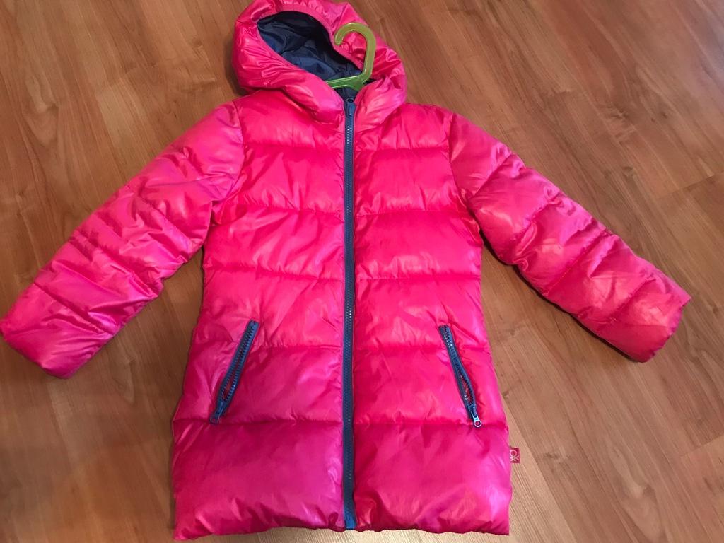 płaszcz kurtka Benetton xl r. 140/150 146