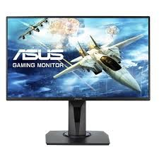 ASUS Monitor 24.5 VG255H LED 1ms 75Hz 2xHDMI VGA