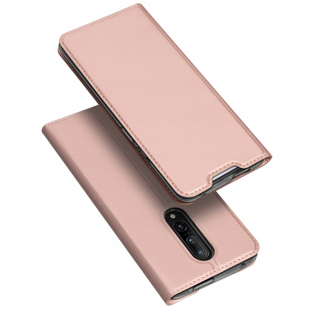DUX DUCIS Skin Pro etui z klapką OnePlus 7 Pro