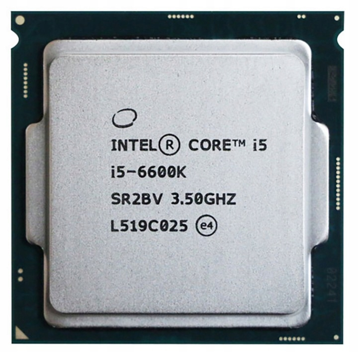 Procesor Intel i5-6600K Socket 1151