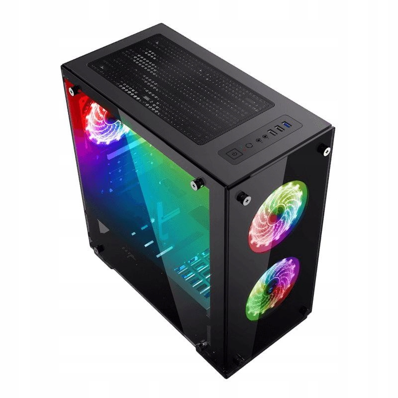 Komputer do Gier i5 GTX1060 6GB 8GB SSD Gratis RGB