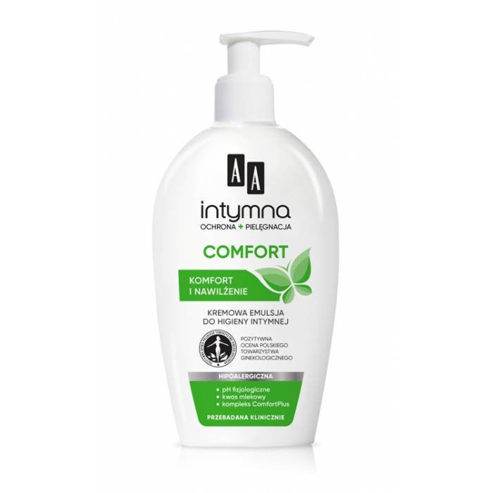 AA Intymna Ochrona Comfort do higieny intymnej