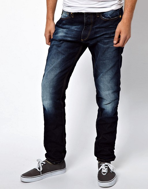 Jack&Jones Erik Anti Fit jeansy vintage 32 32