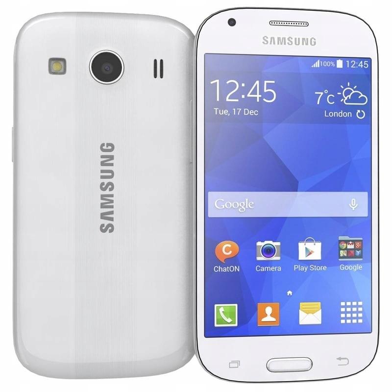 Samsung Galaxy Ace 4 Lte Sm G357fz White 8609670849 Oficjalne Archiwum Allegro