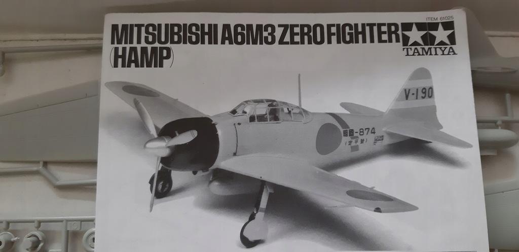 Mitsubishi A6M3 1/48