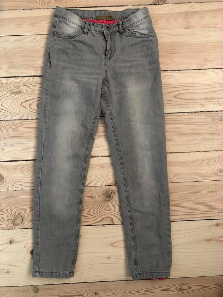 COOL CLUB - ocieplane spodnie r. 146 jak NOWE