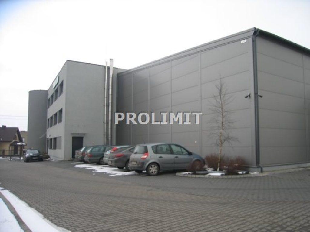 Magazyny i hale, Mikołów, 1750 m²