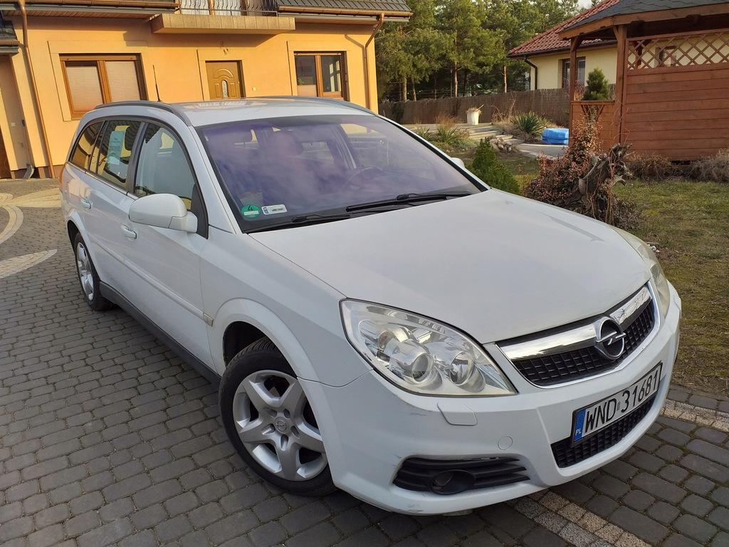 Opel Vectra C Kombi 2007 Cdti 1 9 7942379648 Oficjalne Archiwum Allegro